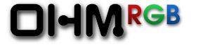 OhmRGB Logo