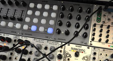 Livid Instruments 4K 4°F Elements Module